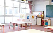 演習室(こども発達)