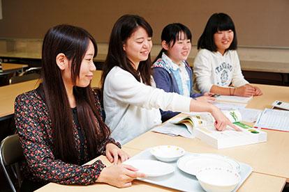 給食管理実習Ⅰ・Ⅱ