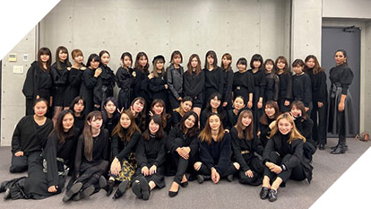 昭和学院短期大学ファッションショーTOPページ用バナー